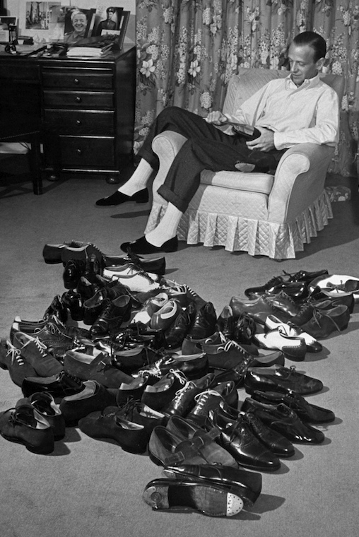 Fred Astaire, l'homme aux pieds d'or